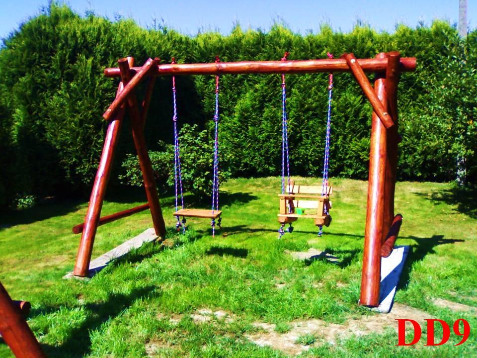 Hustawki Ogrodowe Drewniane Dla Dzieci : Wszystkie huśtawki zaprojektujemy indywidualnie, zgodnie z Państwa